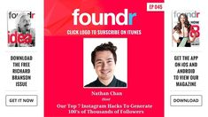 Our Top 7 Instagram Hacks To Generate 100's of Thousands of Followers