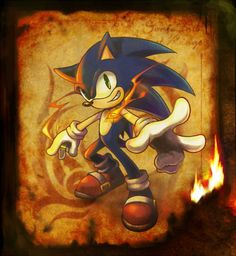 Sonic the Hedgehog - Sonic and the Secret Rings