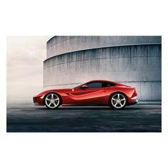 Styling Showdown Ferrari F12 Berlinetta vs. Ferrari 599 vs. Ferrari... ❤ liked on Polyvore featuring mob