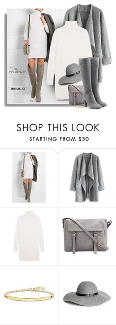 """Chic Minimalist Style II"" by fashion-architect-style ❤ liked on Polyvore featuring Equipment, Chicwish, Thomas Sabo, H&M and L'Autre Chose"