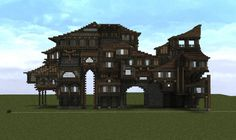 Mysterious Apartment Minecraft Project