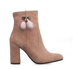 ΓΥΝΑΙΚΕΙΑ ΜΠΟΤΑΚΙΑ SAGIAKOS (PINK) Booty, Ankle, Pink, Shoes, Women, Fashion, Moda, Swag, Zapatos