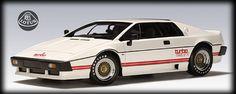 AutoArt 1:18 Lotus Esprit Turbo - Limited Edition/Rare OOP #AUTOart #Lotus