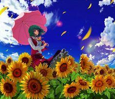 Anime Summer, Anime Art, Cool Stuff, Disney Characters, Illustration, Projects, Crystal, Beauty, Art