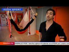 yogacreativo.com: Formación Profesores Yoga Aéreo en México con Rafael Martinez
