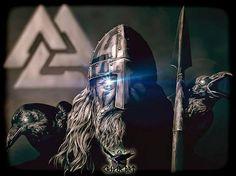 Odin by casperart.eu