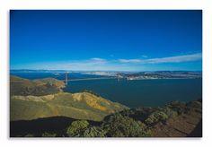 Check out our new Canvas Art  http://thousandface.myshopify.com/products/golden-gate-bridge-long-shot-green-blue-landscape-wall-art-picture-home-decor?utm_campaign=social_autopilot&utm_source=pin&utm_medium=pin  #canvas art # thousandface