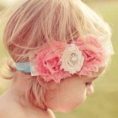 DIY Headbands For Baby Girls