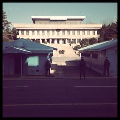 North Korea... been there!