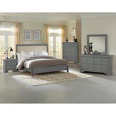 Normandy 6-piece Queen Bedroom Set