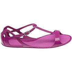 3695dffdd Adidas Originals Forumette Womens Leather Flip Flops - Pink - Get ...