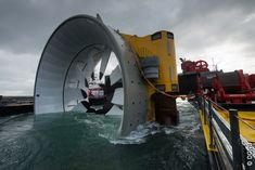 OpenHydro plans Orkney array - Wave and Tidal | reNEWS - Renewable Energy News