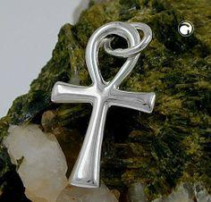 Anhänger, ägypt. Kreuz ANCH, Silber 925 Dreambase, http://www.amazon.de/dp/B00H2II22Q/ref=cm_sw_r_pi_dp_HOXitb1DR9SEA