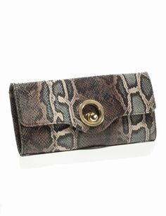 Python Clutch from THELIMITED.com I want this!