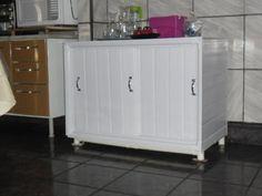 BALCÃO DE COZINHA EM PVC FAÇA VOCÊ MESMO PASSO A PASSO. | FAÇA VOCÊ MESMO!!! PROCURE NO MENU ABAIXO . Pvc Projects, Rubber Tires, Pvc Pipe, Craft Gifts, Locker Storage, Recycling, Cabinet, House, Furniture