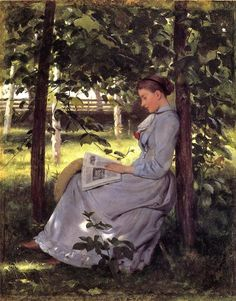 Seymour Joseph Guy (1824-1910)  Summer Issue