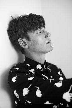 Lose yourself in the charming aura of Tom Webb at Nev Model Agency, photographed by Sophie Mayanne. Styling by Kitty Cowell and Grooming by Josefa Inostroza. Shirt by Kit Neale. Click here for the...