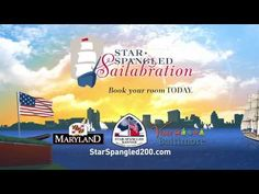 Tall ships, Naval Vessels and the Blue Angels headline the Star-Spangled Sailabration in Baltimore, Maryland from June 13-19, 2012.  Join us!