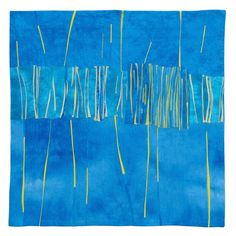 Chasms 8: Contrast Reflections by Beth A Carney.  Studio Art Quilt Associates.