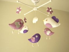Hey, I found this really awesome Etsy listing at http://www.etsy.com/listing/129725347/baby-crib-mobile-bird-mobile-felt-mobile