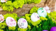 and Ombre Eggs - Orly shows you three egg decorating ideas for Easter! Catch her weekdays on Home & Family, on Hallmark Channel! Home And Family Crafts, Home And Family Hallmark, Spring Crafts, Holiday Crafts, Holiday Ideas, Holiday Decor, Small Sewing Projects, Easter Crafts, Easter Decor