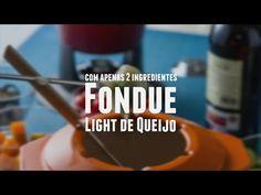 Fondue Light de Queijo - 2 ingredientes | Dicas de Bem-Estar - Lucilia Diniz - YouTube