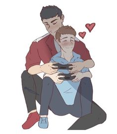 •H2OVanoss•   Jonathan and Evan, best friends, New roommates. What could happen between the 2 of them? Things will happen...