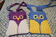 Owl hipster purse and giveaway!