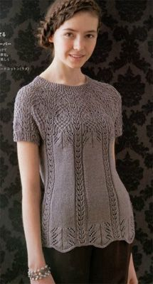 Let's Knit Series Couture Knit Spr Sum 5 ISBN 4529051712 - Japanese Knitting Books - Needle Arts Book Shop