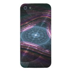 Glowing Triangle iPhone 5 Cases
