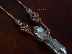 水晶ネックレス … もっと見る