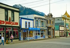 Maybe we will stop at the Red Onion for a beer! skagway   Skagway   LightCentric Photography Blog
