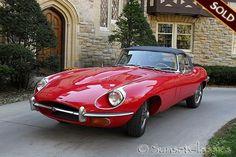 Jaguar XKE, always loved this car, very sexy :)