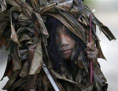 Conozca el Festival de la gente de barro que se celebra en Filipinas. Visite nuestra página y sea parte de nuestra conversación: http://www.namnewsnetwork.org/v3/spanish/index.php #nnn #bernama #filipinas #festival #news #selfie #pics #sanjuan #malasia #malaysia #philippines #culture #arts #faith #people #world