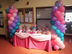 Abby Cadabby Candy Station   www.just2party.com