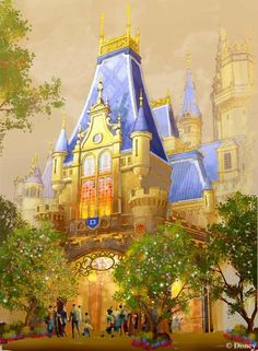 Luxury shopping outlet planned adjacent to China's first Disneyland by thetoptier, via Flickr