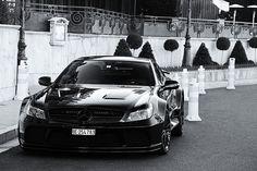 Mercedes SL65 Black Series