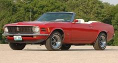 1970 Mustang Convertible - Concourse Condition Show Winner for sale on our site!