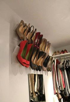 great shoe organization
