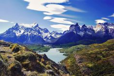 59416 Torres Del Paine National Park Patagonia Chile Wallpaper Jpg H Hiking Spots, Hiking Trails, Parc National Torres Del Paine, Cool Places To Visit, Places To Travel, Trekking, Nature Photos, Wonders Of The World, South America