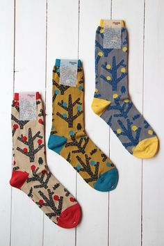 Wonder tree socks