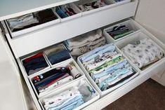 Organização, Cômoda, Enxoval, home organizer, baby, bebe, enxoval de bebe