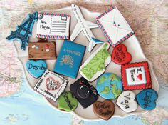 travel cookie collection - fantastic!