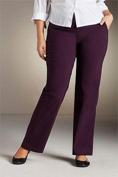 Sara - Sara Long Pull-On Pants - EziBuy New Zealand