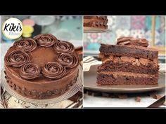 Die beste Schokotorte der Welt: Schokoboden mit Schokofrosting! Schokoladiger gehts nicht! - YouTube