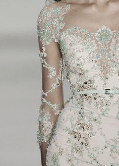 cinderellas-stilettos:  lovelaceleopard:   Samuel Cirnansck S/S 2015  love lace leopard <3  ۞ Cinderella's Stilettos ♛ Fashion & Luxury ۞