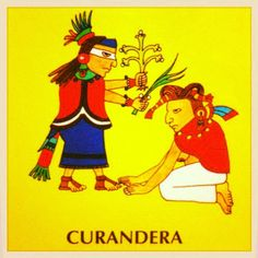 what is a curandera