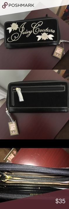 Juicy Couture Wallet Brand new with tags Women's Juicy Couture Wallet. Juicy Couture Bags Wallets