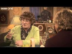 More on this programme: http://www.bbc.co.uk/programmes/b00zhy8p    Mrs. Brown has invited son Dermot's future mother-in-law round for dinner. So worried about impressing her, Mrs. Brown gets very drunk and leaves the wrong sort of impression.