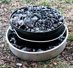 Dutch Oven Cooking – King Ranch Camp Bread (Pan de Campo) — A Cowboy's Wife